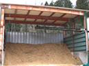 解体廃木材リサイクル